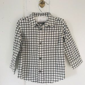 Tea Collection Stripped Shirt